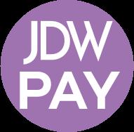 JDW Pay Logo