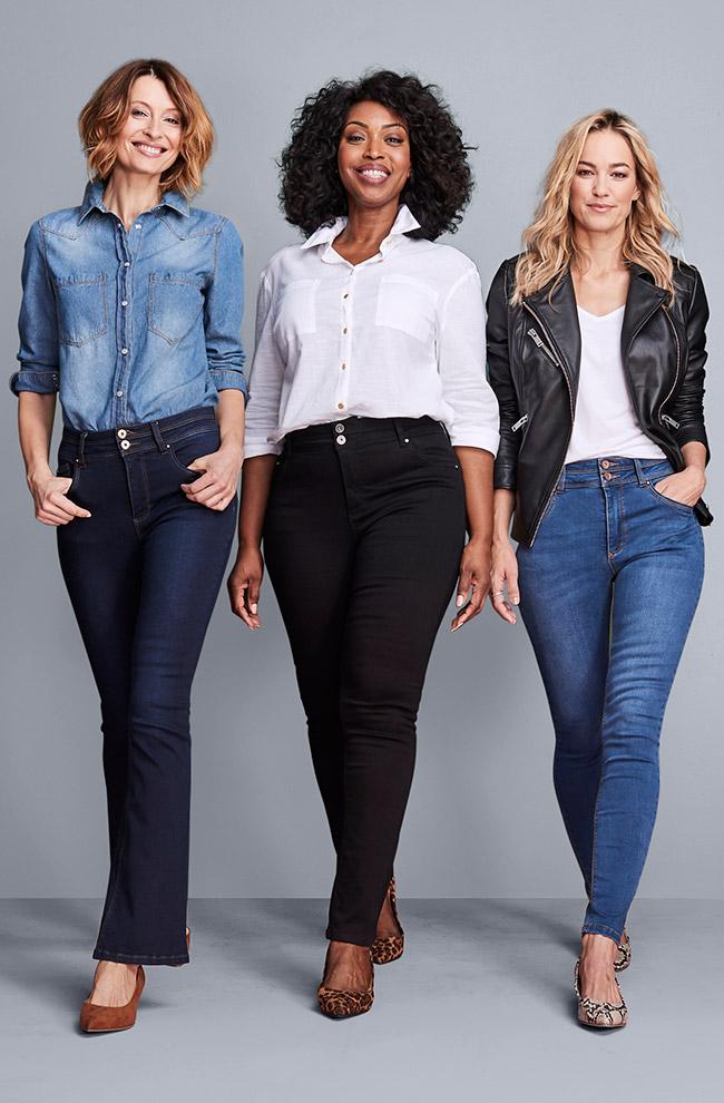 Shape & Fit jeans