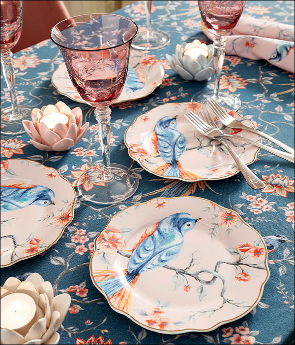 French Blossom Tableware