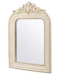 French Blossom Ornate Mirror