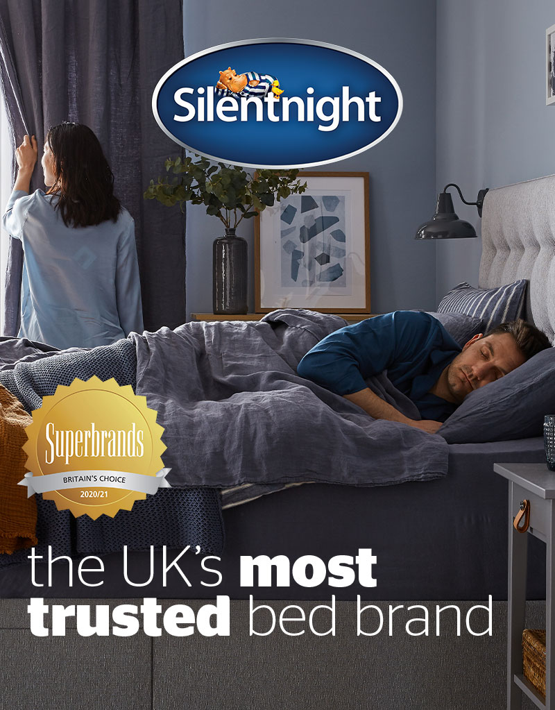 the UKs most trusted bed brand