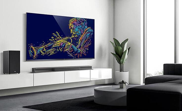 Soundbars & Home Cinema