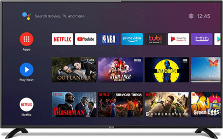 Subscription based streaming services
