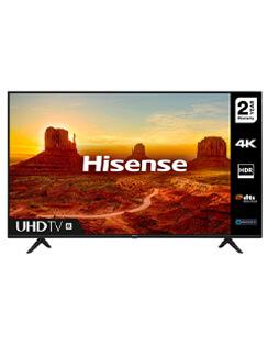 HISENSE 65″ A7100 4K HDR Smart TV, DTS Studio Sound