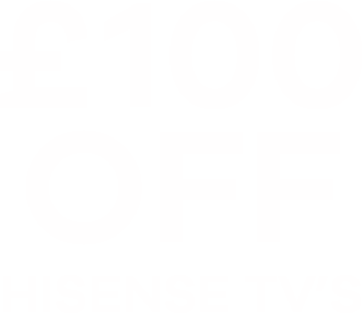 up to 40% Off Televisions