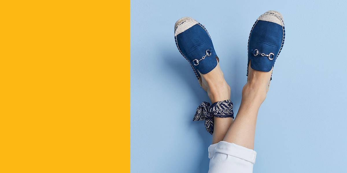 The Essential Footwear