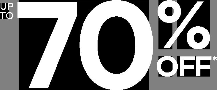 70% off
