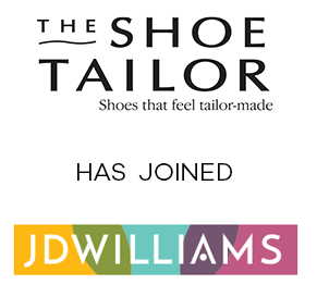 Shoe Tailor has now joined JD Williams