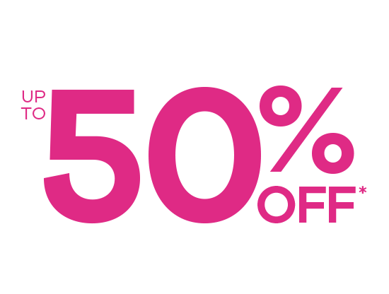 Fashion, Footwear & Lingerie up to 50% Off Event