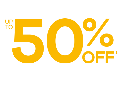More Lines Added Up to 50% off Home and Garden