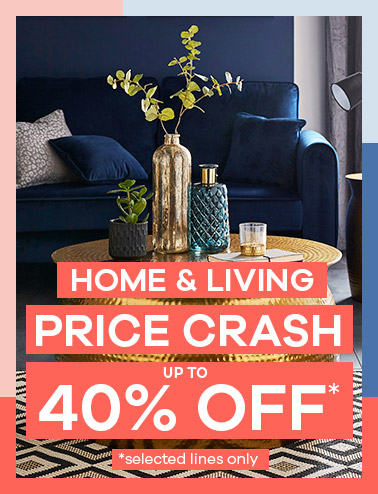 Home & Living Price Crash