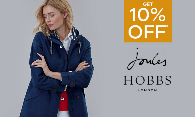 Brand spotlight: Joules and Hobbs