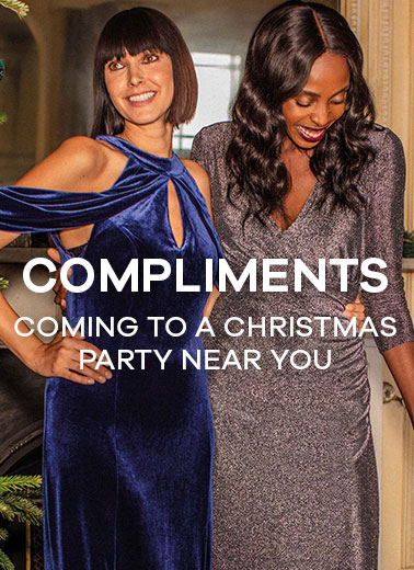 Compliments Coming to a Christmas Party Near You