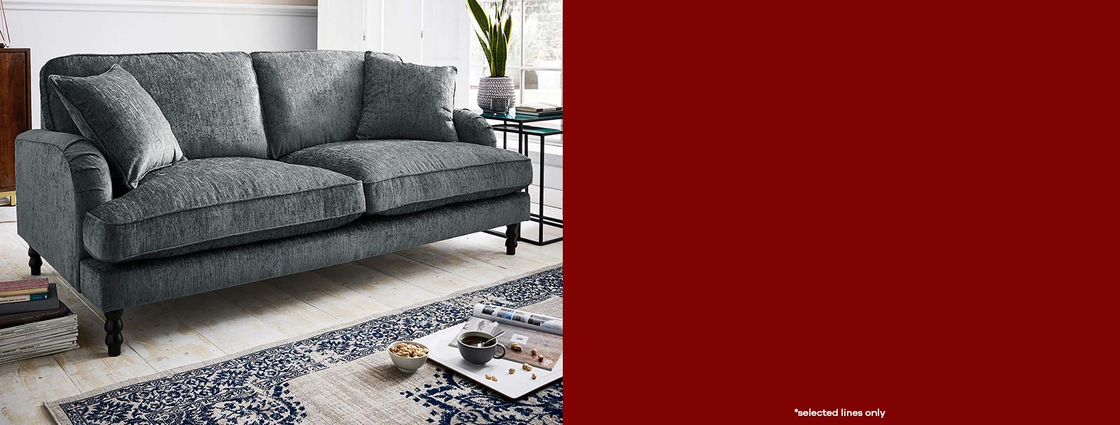 Up to 30% Off* Furniture - Get in time for Christmas
