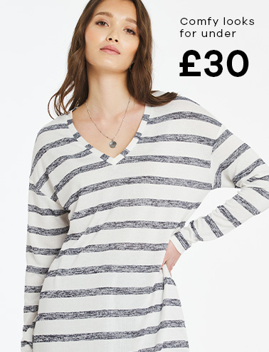 Comfy looks under £30