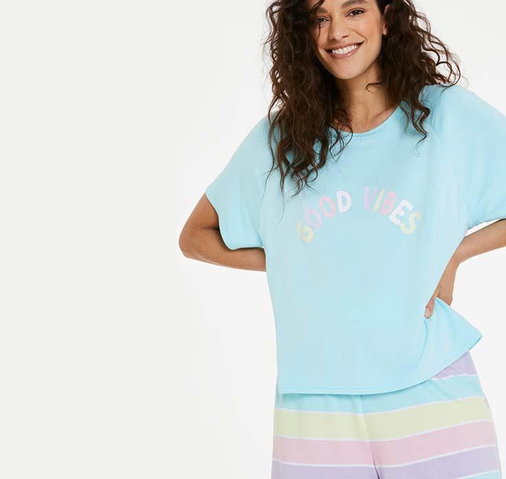 New in nightwear