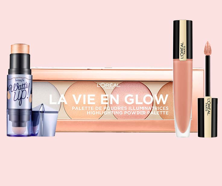 Glam up & go