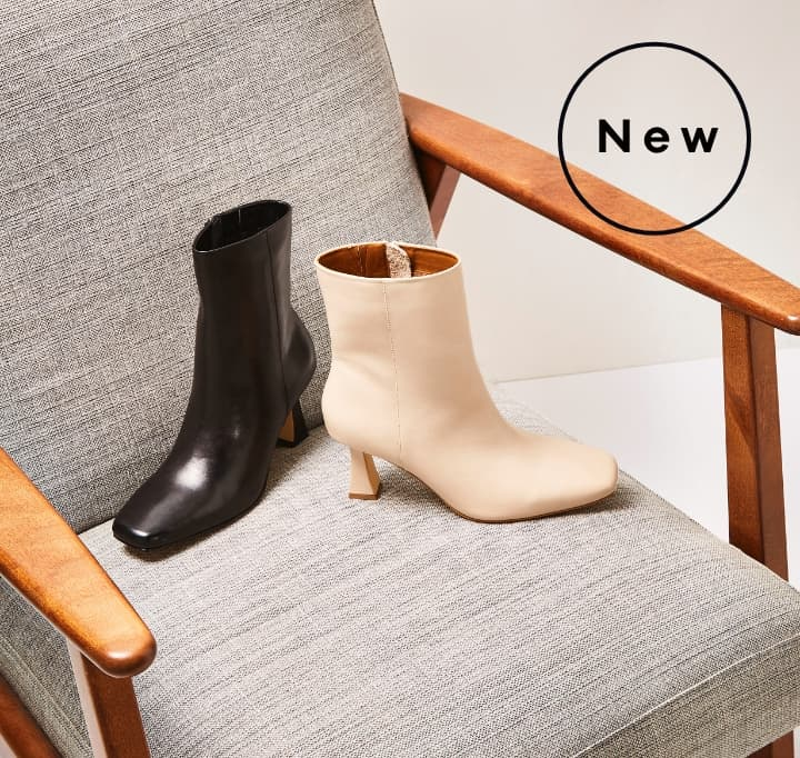 Shop new-in boots