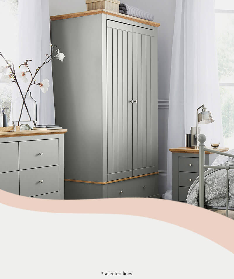 Up to 50% Off Furniture & Homeware! - Shop the Offer
