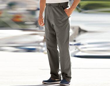 shop men's trousers