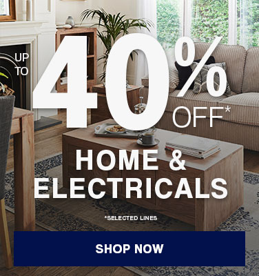 shop home and electricals sale