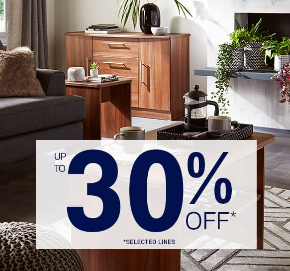30% off home amp; furniture