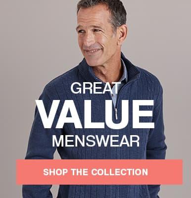 Great Value Menswear
