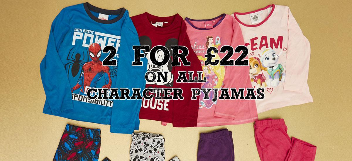 Character Pyjamas