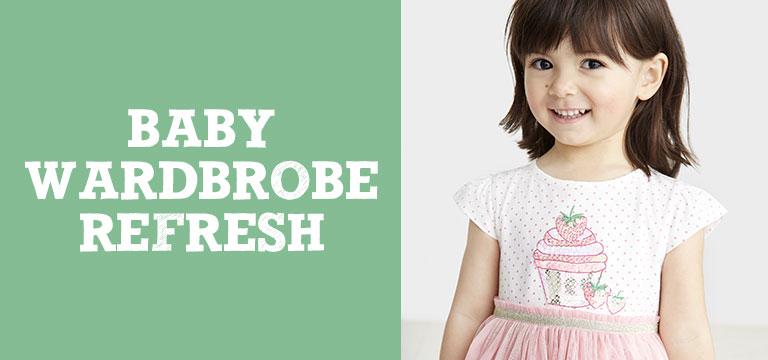 Baby Wardbrobe Refresh